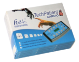 ECG / EKG Signal Simulator - TechPatient Cardio V4_