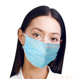 Disposable Facemask (mondkapje), 3layer, noseclip support_