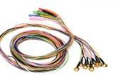 Precision Gold Disposable EEG Gold Cup Electrodes (10/pk)_