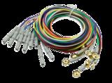 CNSAC Gold Cup Electrodes, set van 10 stuks_