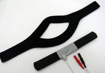 Limb Movement sensor Kit (One sensor + Two Limbs) / Safety Din Connectors
