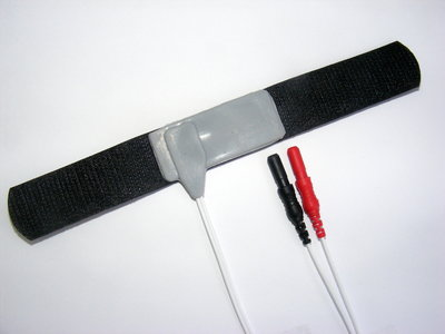 Limb Movement sensor Kit (2 Limbs + 2 bands) / Safety Din Connectors (290 cm)