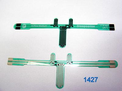 Einweg-Durchflusssensoren - Medium (20 / Packung) / Sicherheits-DIN-Steckverbinder