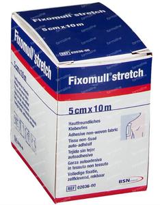 Fixomull Stretch, 5cm x 10 m