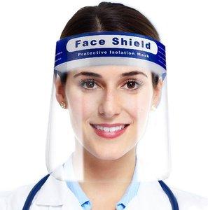 Face Shield, set van 10 stuks