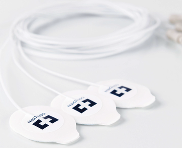 PSG disposable electrode, 33x24mm, 150 stuks